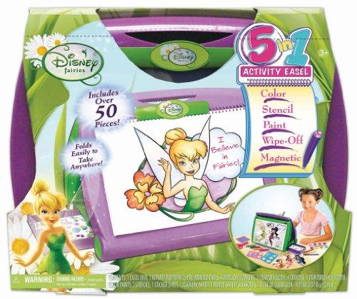 Disney Fairies 5 in 1 Easel