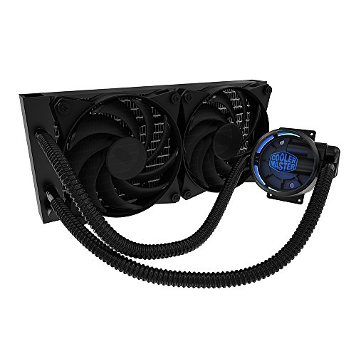 MasterLiquid Pro 240 All-In-One Liquid Cooler with Dual Chamber MLY-D24M-A20MB-R1