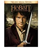 The Hobbit: An Unexpected Journey (Two-Disc Special Edition) (DVD + UltraViolet Digital Copy) ~ Ian McKellen