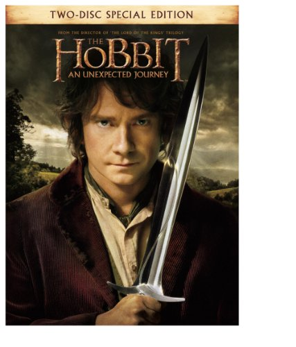 The Hobbit: An Unexpected Journey (Two-Disc Special Edition)