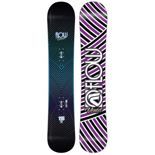 Damen Snowboard Flow Venus 143