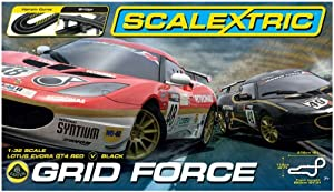 Scalextric C1307 Grid Force 1:32 Scale Race Set