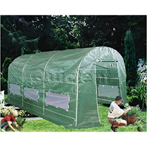 Portable Greenhouse Large Walk-in 12? X 7? X 7?