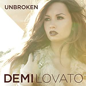 Unbroken by Demi Lovato on CD