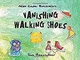 Sue Messruther Vanashing Walking Shoes: 3 (Alien Capers Encounters)