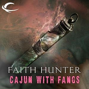Cajun with Fangs Audiobook