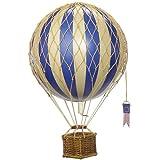 Travels Light Hot Air Balloon Model, Blue