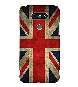 FLAG DESIGN Designer Back Case Cover for LG G5