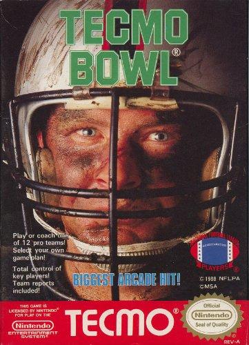 Tecmo Bowl Picture