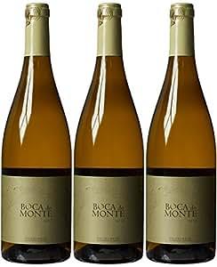 Boca do Monte DO Valdeorras 2012 Wine 75 cl (Case of 3)