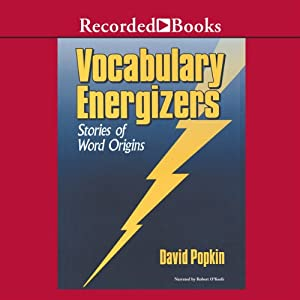 Vocabulary Energizers: Volume 1 Audiobook
