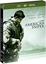 American Sniper [Combo Blu-ray + DVD + Copie digitale]