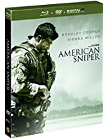 American Sniper [Combo Blu-ray + DVD + Copie digitale]