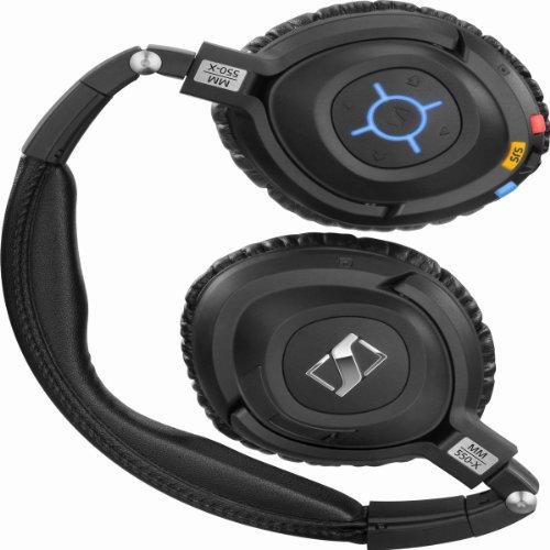 Casque Sennheiser MM 550-X + Etui - Bluetooth - Nomade/voyage