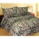 Woodland Camouflage   6 Piece 800 Count Microfiber Sheet Set   Full