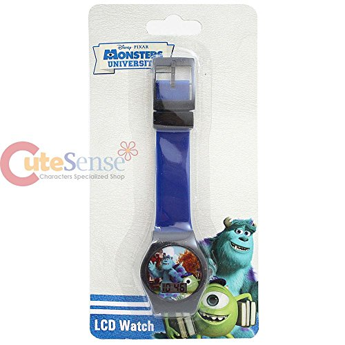 Monsters University Digital Kids Watch x 1 (assorted Style) (Sully Monsters)