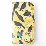 パルナートポック モリーティペット フウチョウ科の鳥類 スマホケース ( iPhone6 専用ケース) 【Brough Superior/ブラフシューペリア】【Palnart Poc/パルナートポック】 iPhone6対応 ブック型 スマホケース