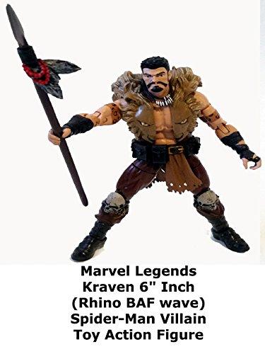 Review: Marvel Legends Kraven 6