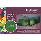 Panpastel Ultra Soft Artist Pastel Shades Set (Color: Assorted Colors)