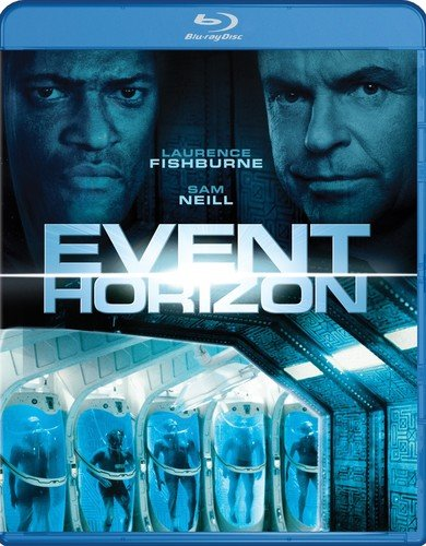 Blu-ray : Event Horizon (Widescreen, Dolby, AC-3)