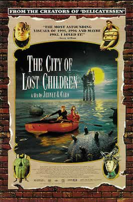 City Of Lost Children - Movie Poster (Size: 27