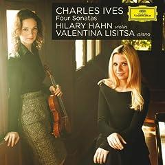 Ives: Sonata for Violin and Piano No.3 - 1. Adagio (Verse I) - Andante (Verse II) - Allegretto (Verse III) - Adagio (Last Verse)