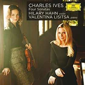 Ives: Sonata for Violin and Piano No.2 - 2. In the Barn. Presto - Allegro moderato