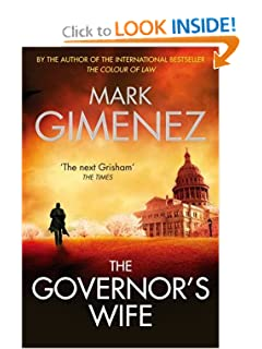 Governor's Wife - Mark Gimenez