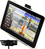 SuperStore_Electronics(TM) 5 inch Touchscreen 8GB Car GPS SAT NAV Navigation System Speedcam Multimedia Player with UK and Europe Maps Installed