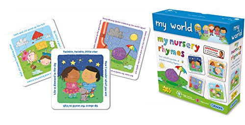 Gibsons My Nursery Rhymes Jigsaw Puzzles