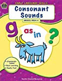 img - for Early Language Skills: Consonant Sounds book / textbook / text book
