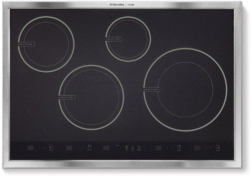 Electrolux ICON : E30IC80ISS 30 Induction Cooktop - Stainless Steel