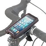 PWT 自転車用 バイク用 スマートフォン ホルダー (iPhone 5・4S・4・3GS)