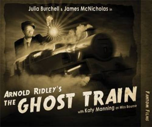 The Ghost Train Artwork