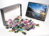 Photo Jigsaw Puzzle of Sunset on the Nap...