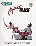 Comics Revue Presents- Modesty Blaise #8- Those About to Die