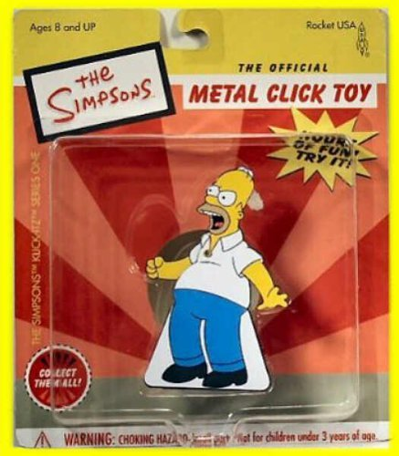 The Simpsons Klick-Itz Angry Homer - 1