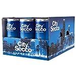 60 Dosen City City Secco Perlwein 10....