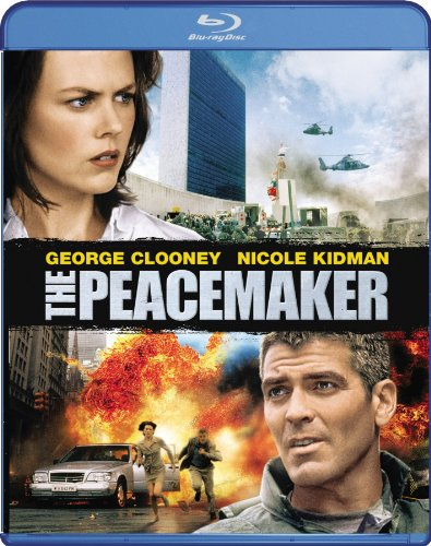 Cover art for  The Peacemaker [Blu-ray]