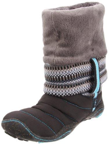 Jambu Women's Nottingham Mid-Calf Boot,Black/Blue,7 M US
