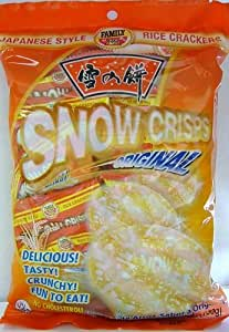 ... inspired rice crisps recipes dishmaps vietnamese inspired rice crisps