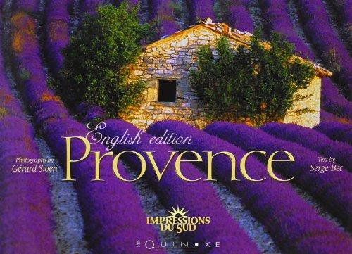 Provence en Anglais
