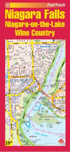 Niagara Falls Fast Track Map