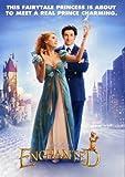 ディズニー映画『魔法にかけられて《ジゼル》』ポスター