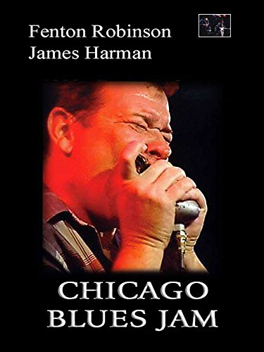 Fenton Robinson and James Harman - Chicago Blues Jam