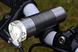 JETBeam Raptor RRT-0 Cree XP-G S2 Flashlight with AA extender