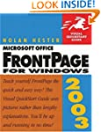 Microsoft Office FrontPage 2003 for W...