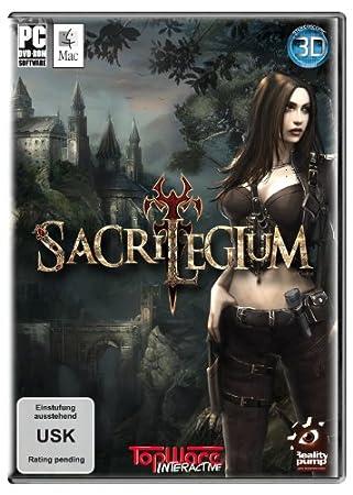 Sacrilegium (PC/Mac DVD)