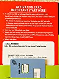 Authentic Straight Talk 4G LTE AT&T Compatible Original (Uncut Bring-Your-Own-Phone New Version) Nano SIM Card for AT&T / Verizon / Unlocked iPhone 5 5C 5S