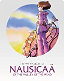 Nausicaa Of The Valley Of The Wind Steelbook [Blu-ray + DVD]